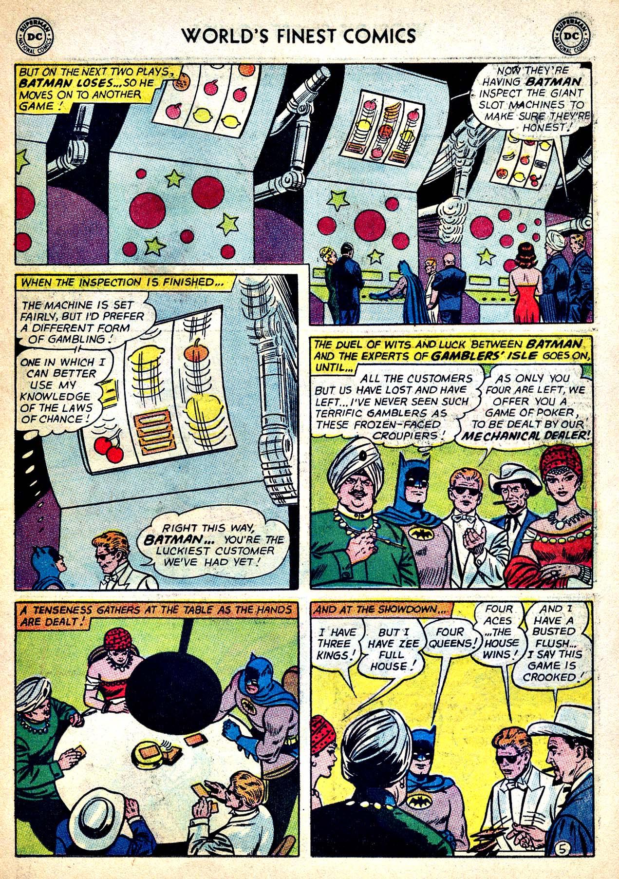 Read online World's Finest Comics comic -  Issue #150 - 7