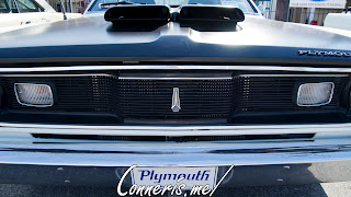 1972 Plymouth Duster Front