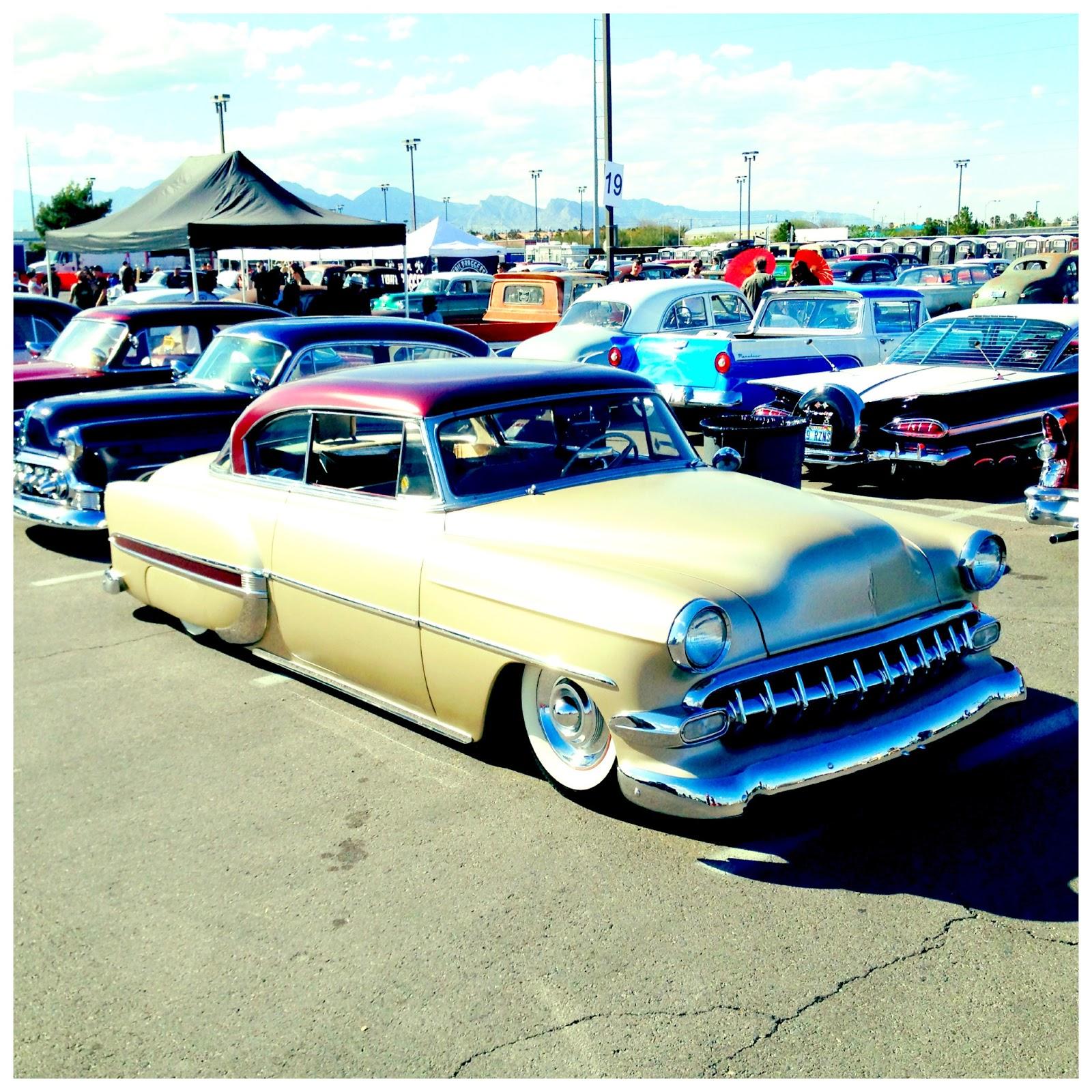 Covering Classic Cars : Viva Las Vegas 2013 Photos