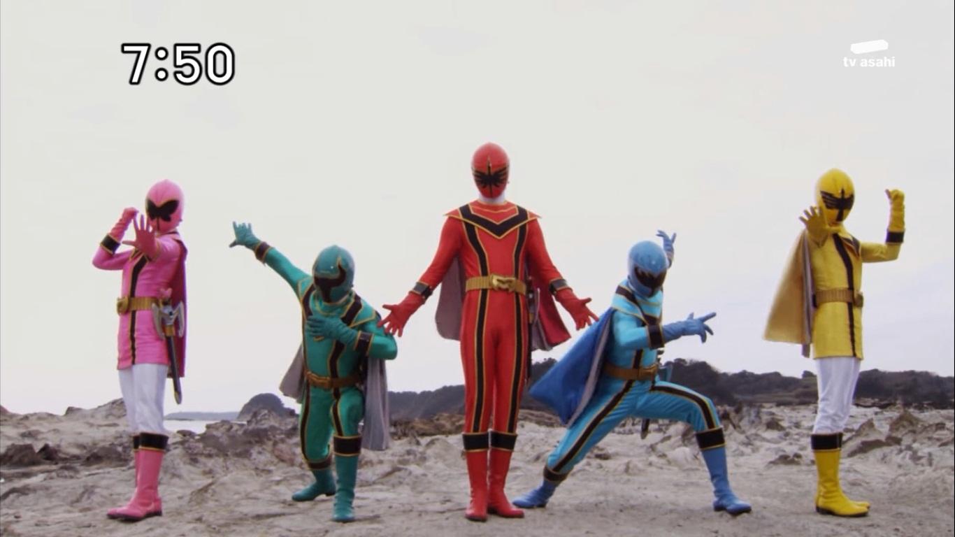 Paolo1350's Lane: Every Super Sentai Vs Movie since 2011 ...