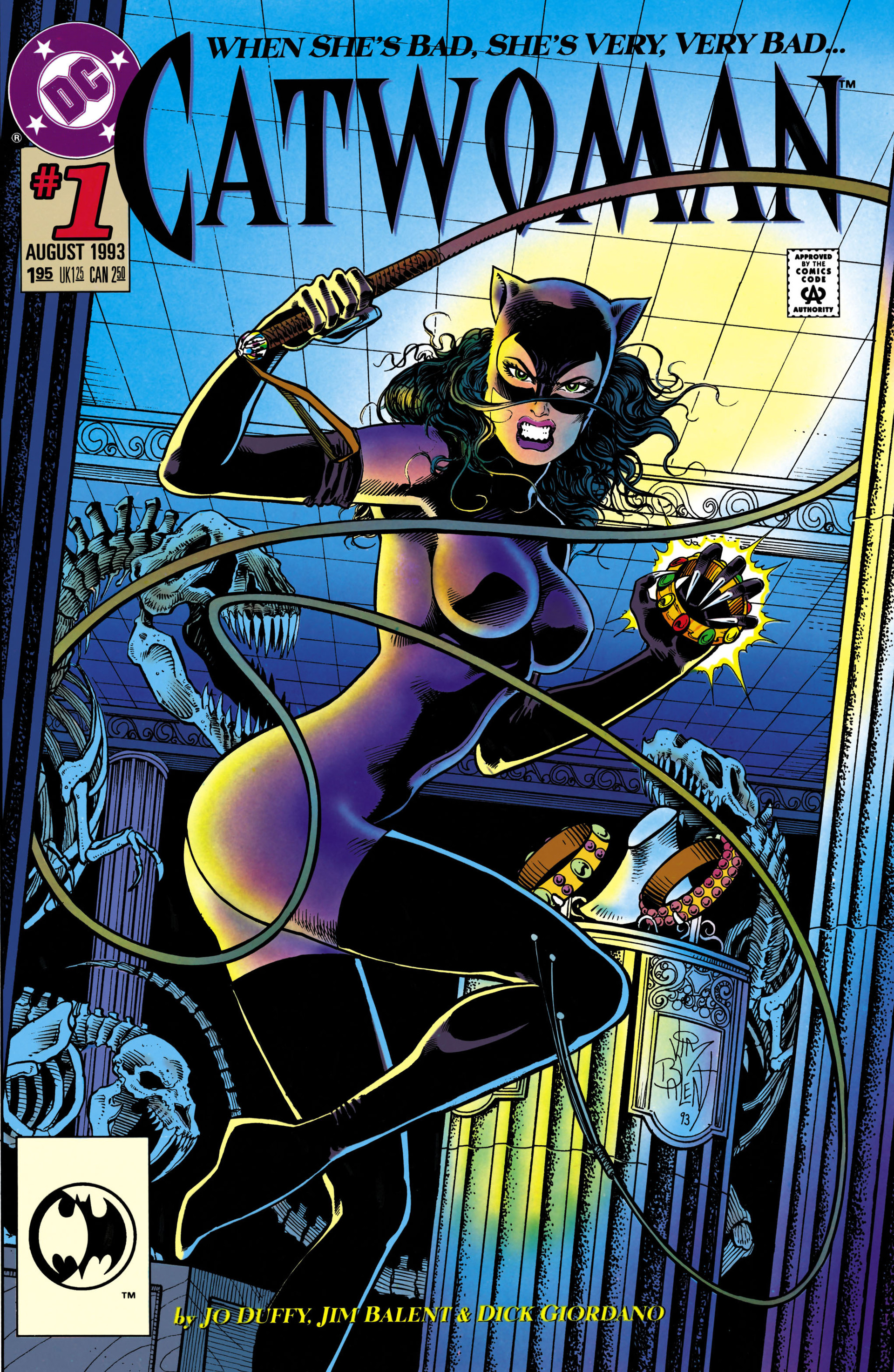 Catwoman (1993) Issue #1 #6 - English 1