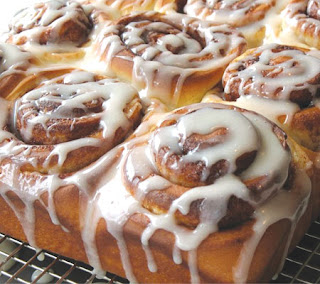 Clone of a Cinnabon Recipe