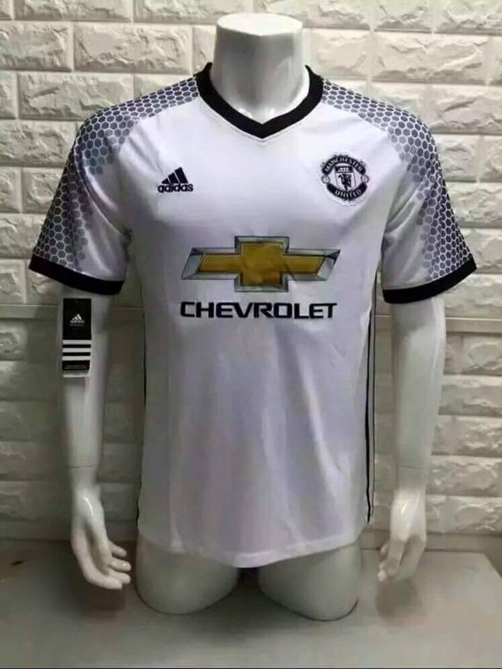 Sky Football Manchester United 3rd Kit Released
