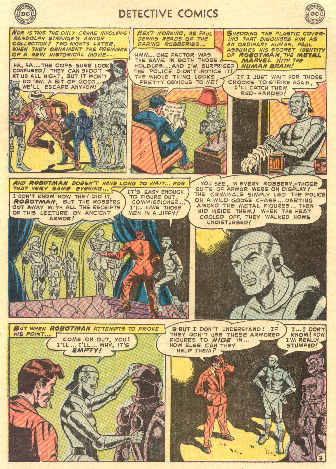 Read online Detective Comics (1937) comic -  Issue #194 - 27