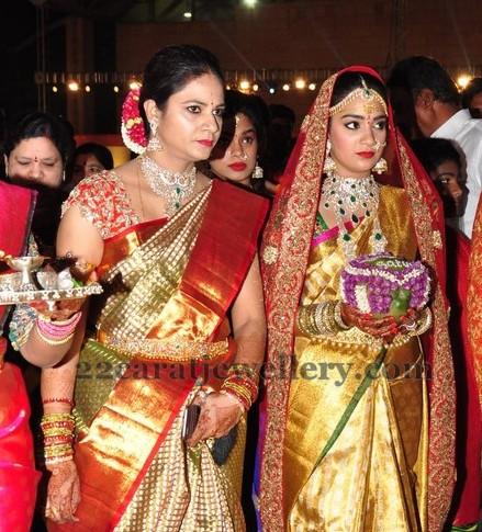 Janardhan Reddy Wife