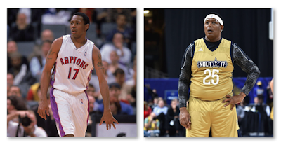 Master P Fat Toronto Raptors Percy Miller NBA