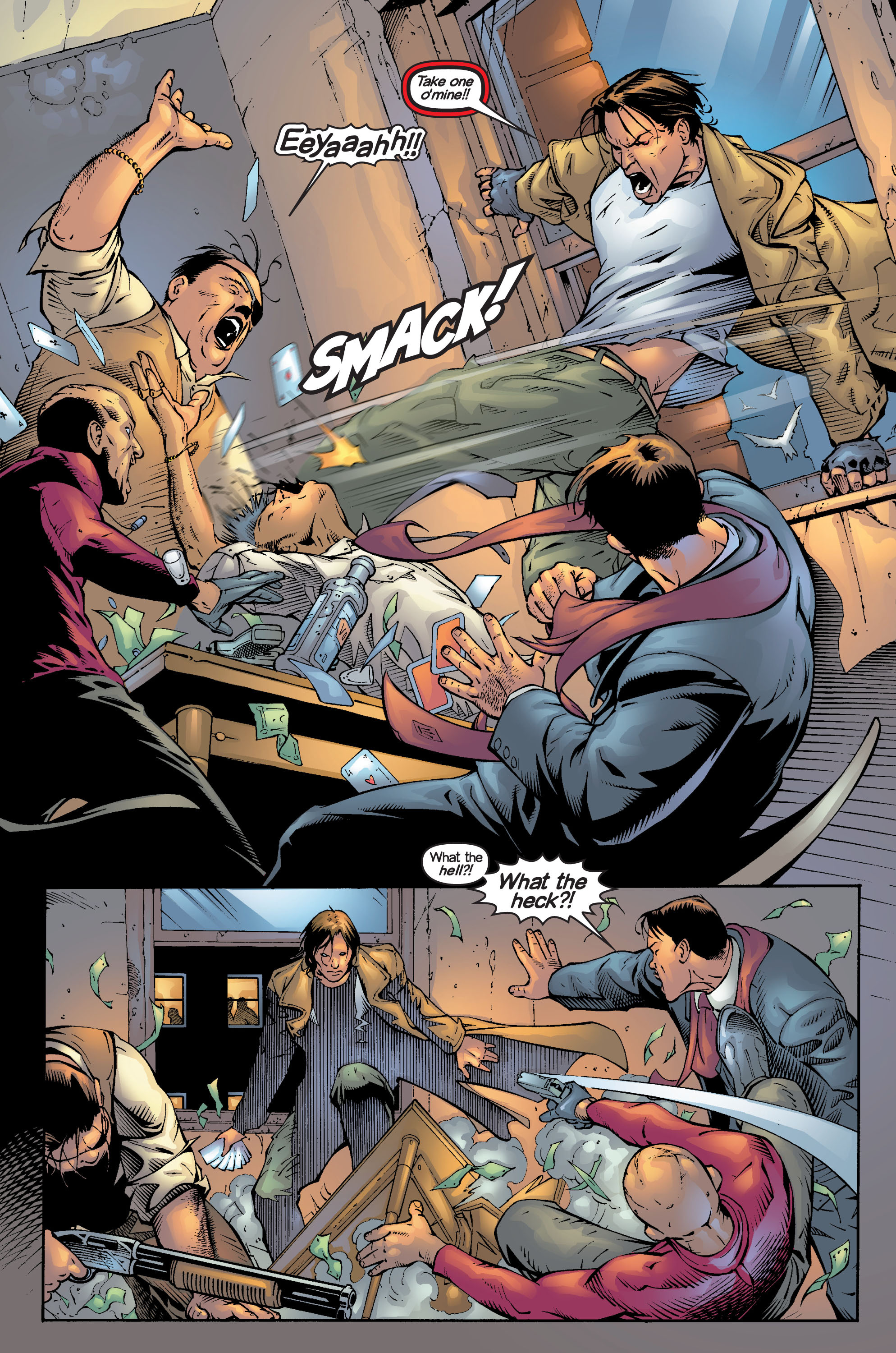 Read online Ultimate X-Men comic -  Issue #14 - 4