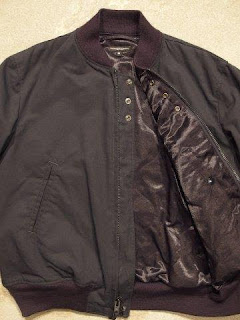 "Engineered Garments ""Aviator Jacket - Nyco Ripstop"""