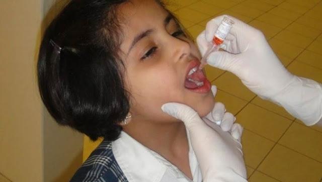 احمي أطفالك من خطر الإصابة بمرض شلل الأطفال