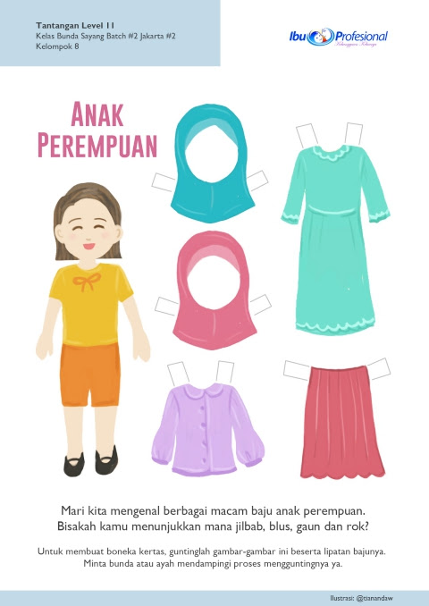 Fitrah Seksualitas, Bukan Sex Education (Free Printable)