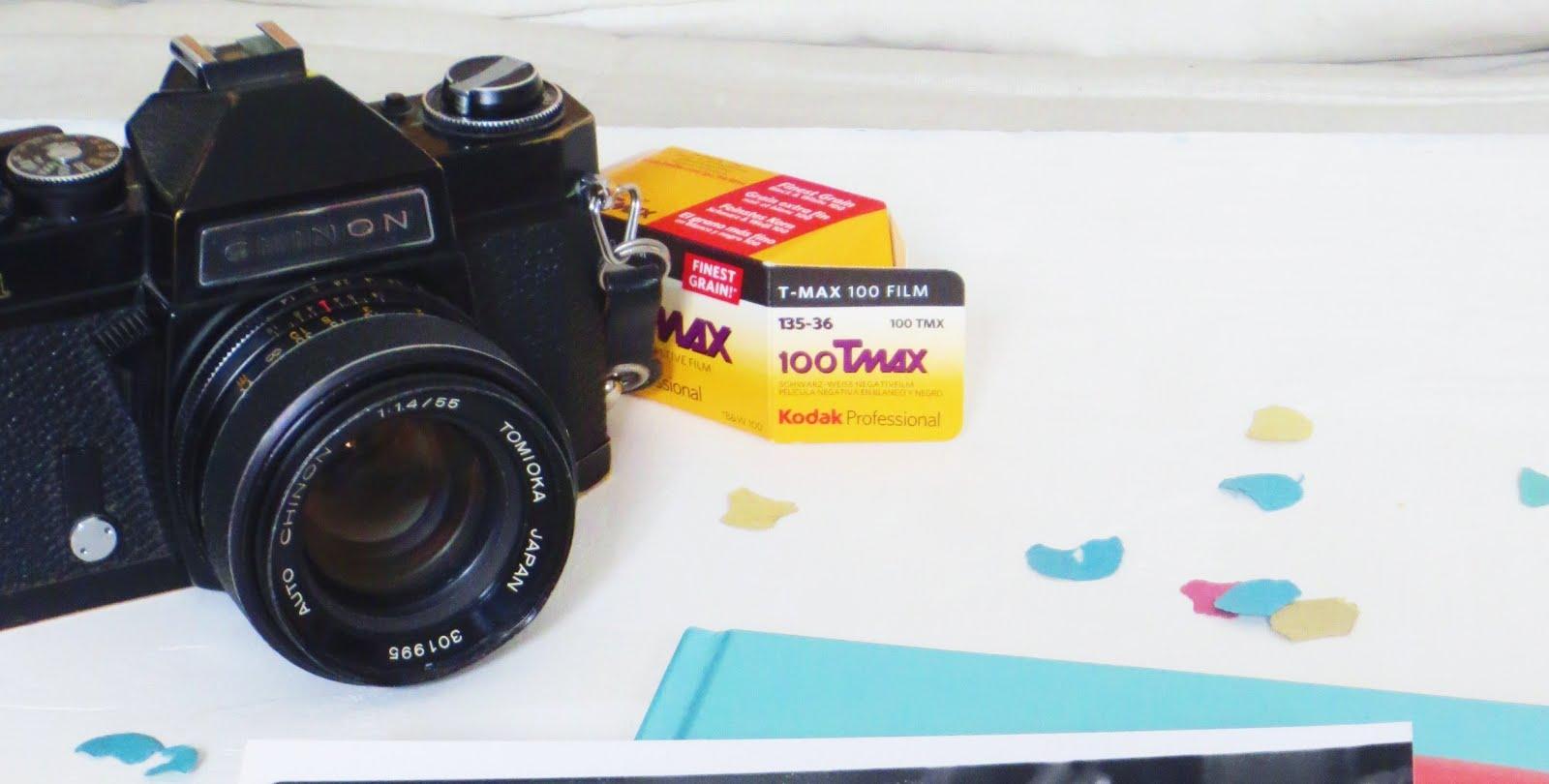 Mi historia con la fotografía