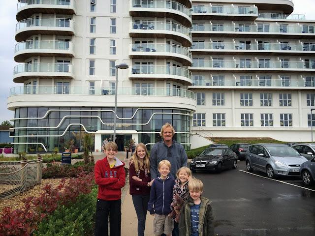 The Wave Hotel, Butlin's Bognor