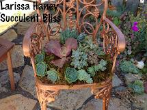 Succulent Bliss Chair