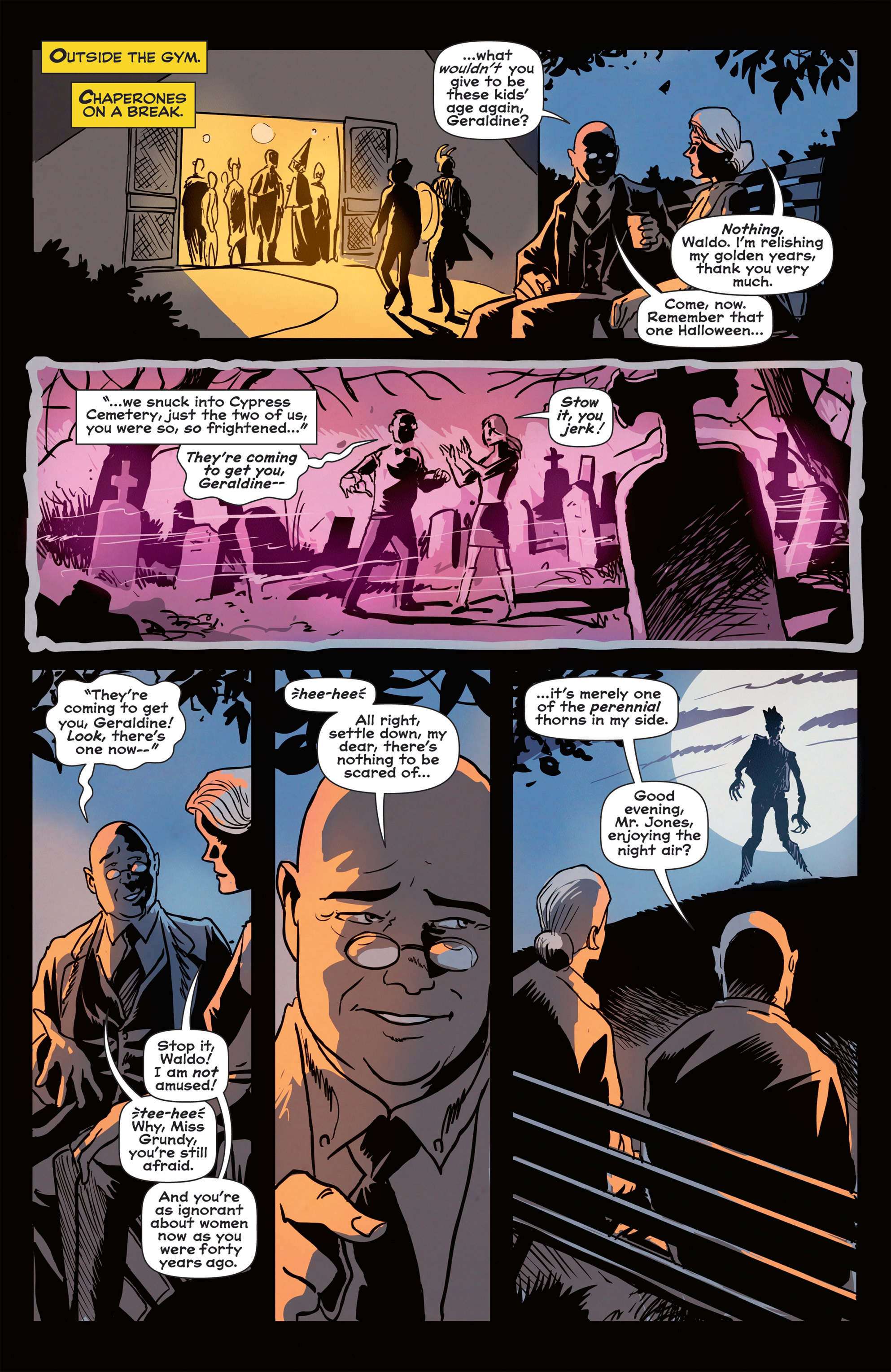 Read online Afterlife with Archie comic -  Issue #1 - 21