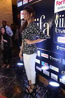 Ritika Singh in Black Printed Shirt and White Leggings at IIFA Utsavam Awards press meet 27th March 2017 23.JPG