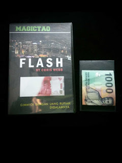 toko sulap jogja Flash Money Magic