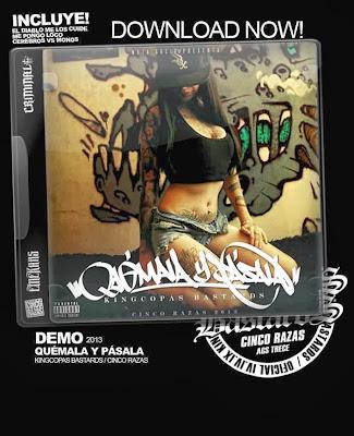 King Copas Bastards - Prendela pasala demo 2013