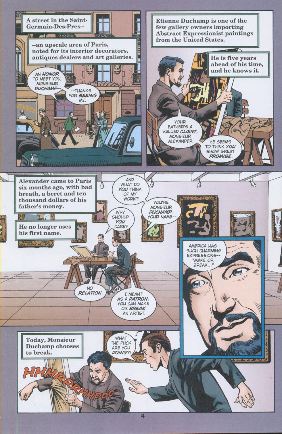 Read online American Century comic -  Issue #14 - 4
