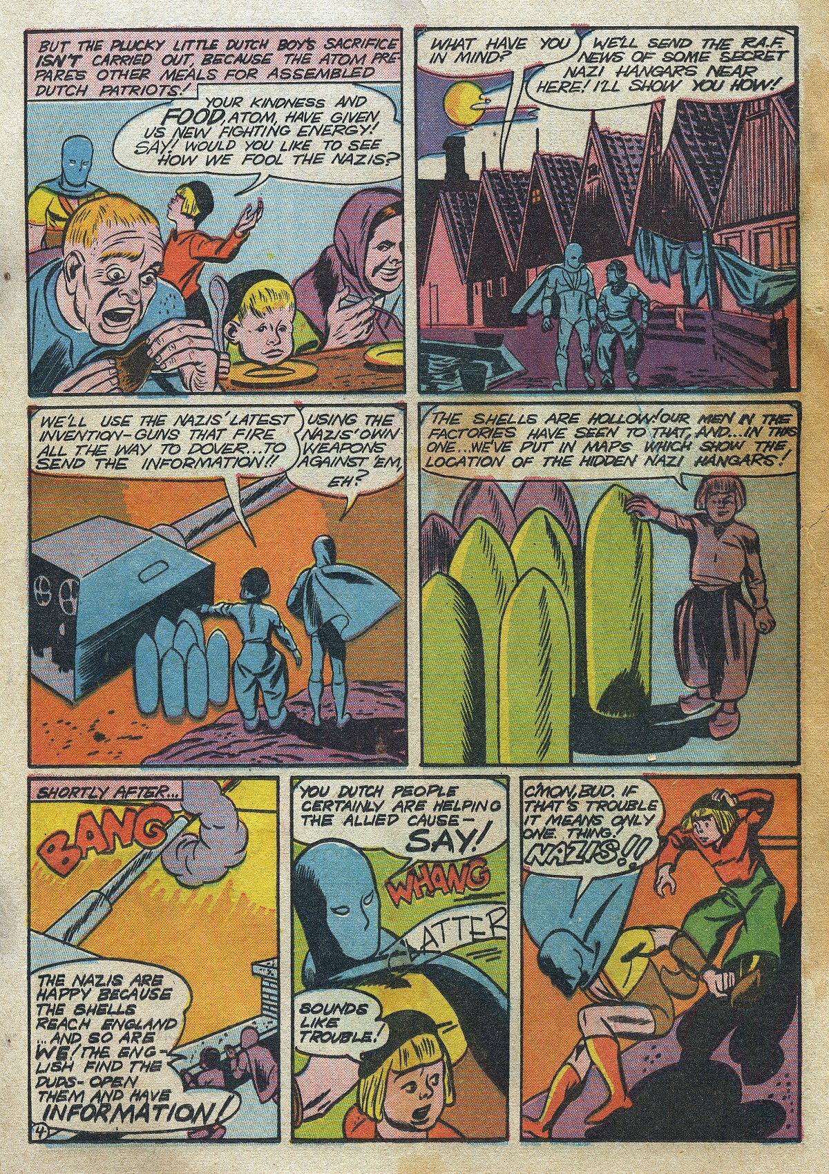 Read online All-Star Comics comic -  Issue #14 - 23