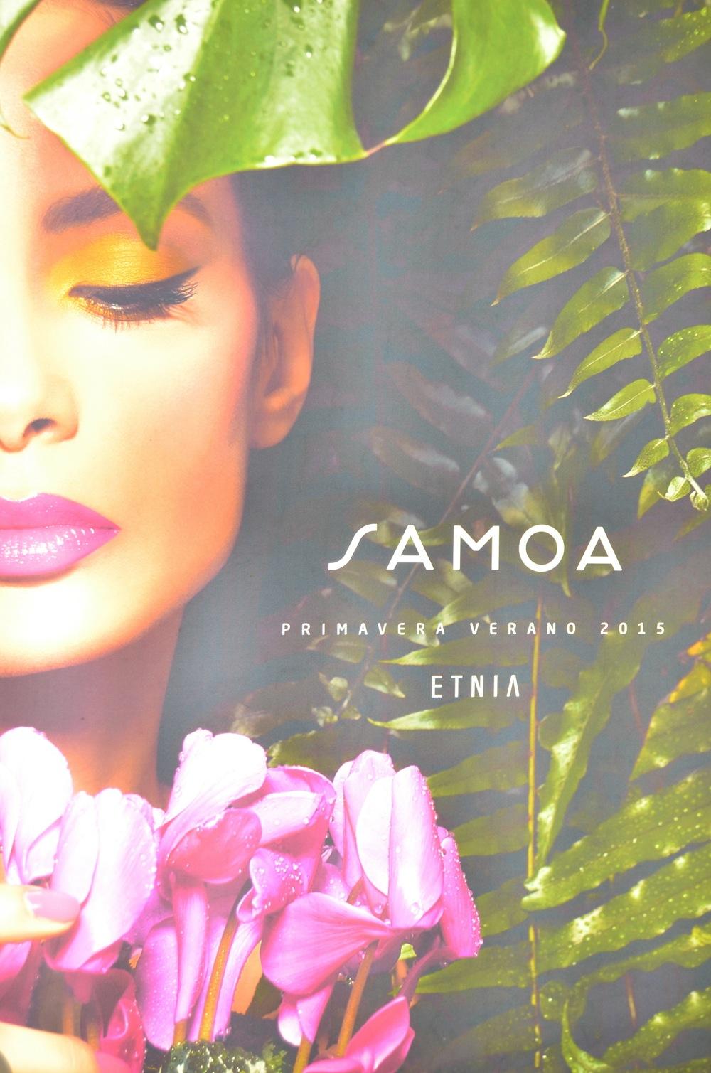 Coleccion Samoa Etnia