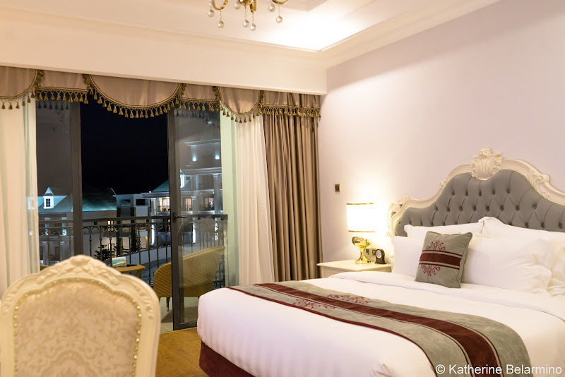 Hanoi Side-Trip to Ha Long Bay in 24 Hours Vinpearl Ha Long Bay Resort Room