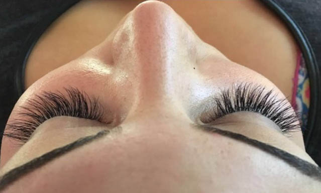 Tahitian vs russian lashes lash perfect before and after