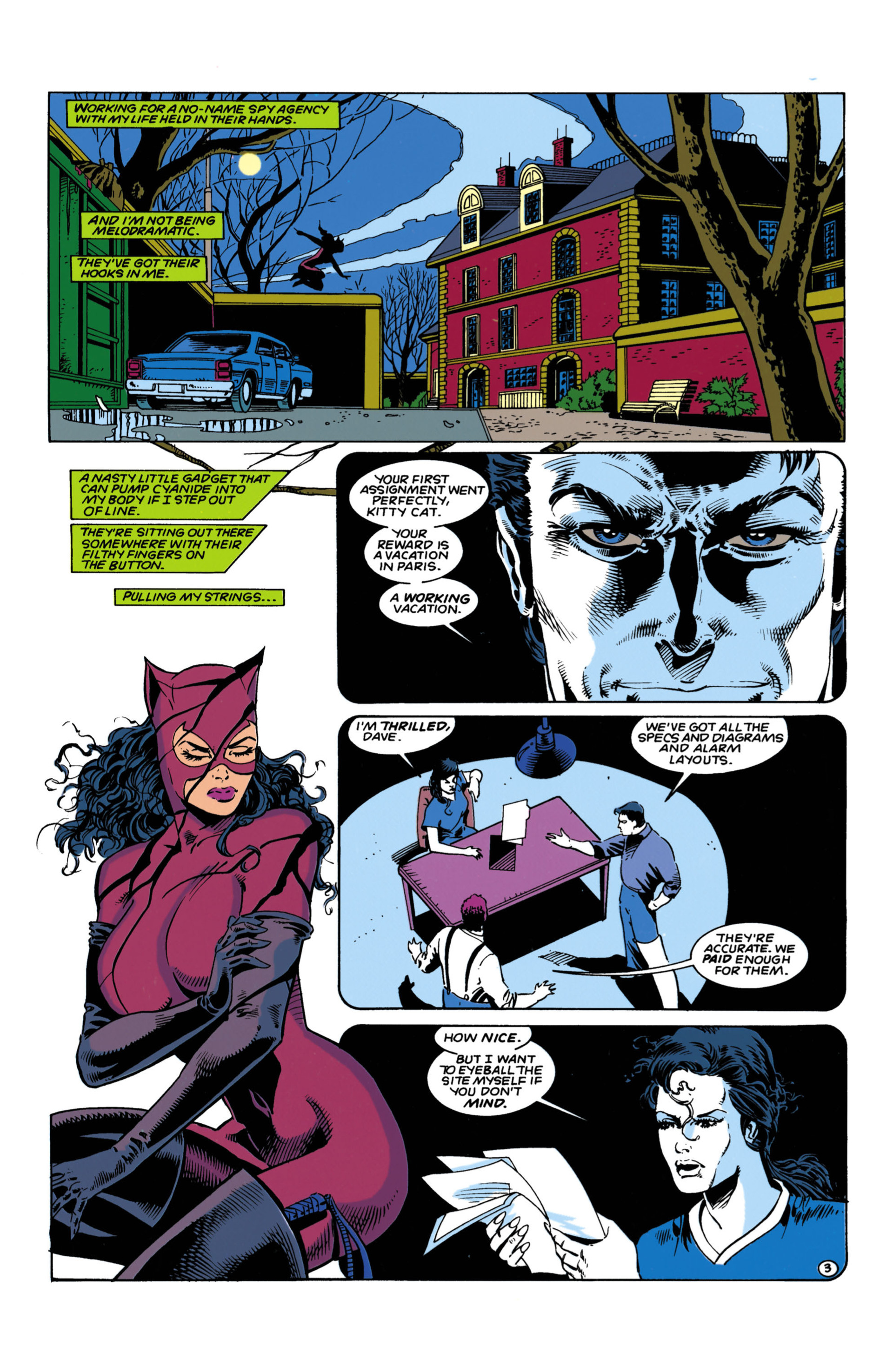 Catwoman (1993) Issue #17 #22 - English 4
