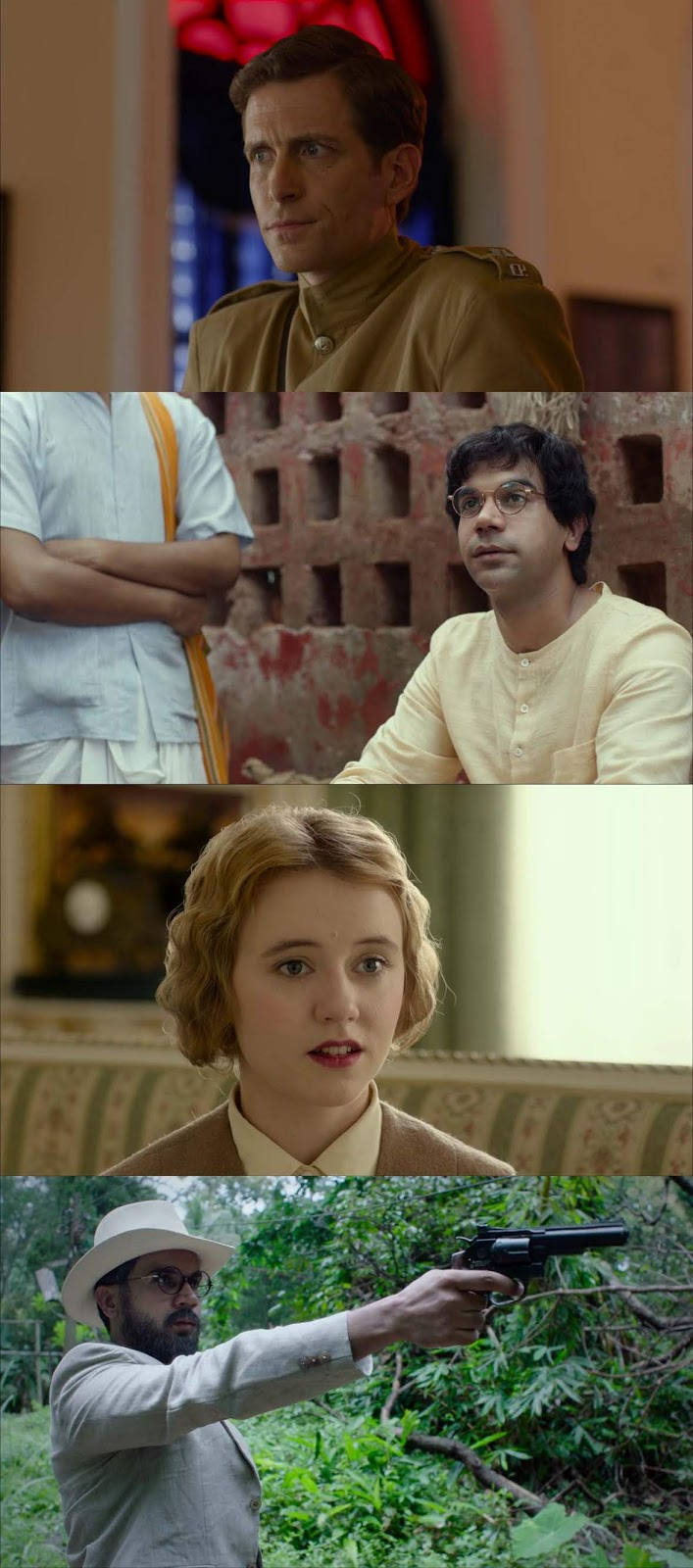 Screen Shoot of Bose – Dead or Alive Hindi Complete 720p WEB-HD 4.4GB