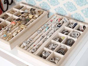 ¡Organizador de joyas, tu mejor aliado!