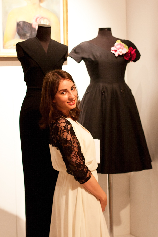 My Look For Vassiliev Exhibition