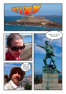 LLT à St Malo