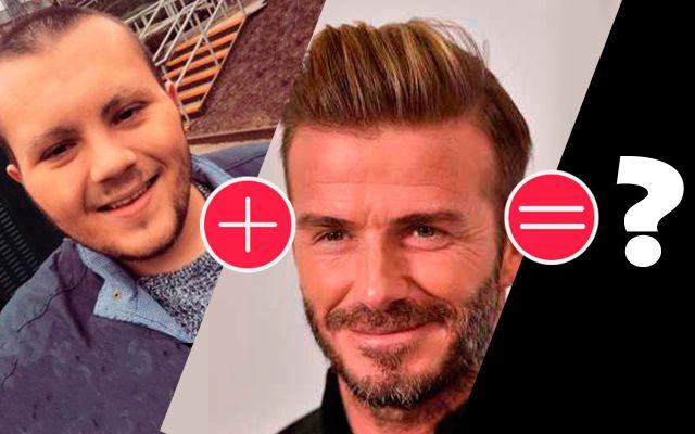 Gastó miles de dólares para parecerse a David Beckham #WTF