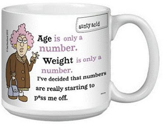 Aunty Acid coffee mug