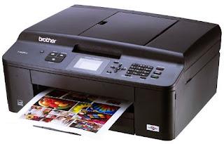 Brother MFC-J430W Printer Driver Download - Windows, Mac, Linux