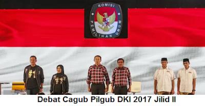 Hasil Elektabilitas dan Polling Paska Debat Pilgub DKI Jakarta 2017 Tampil Beda img