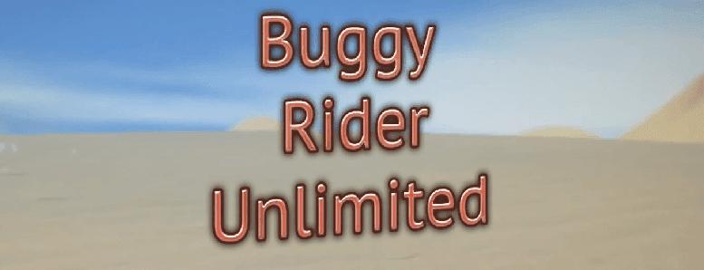 تحميل لعبة قيادة السيارات buggy rider unlimited برابط مباشر وحجم صغير
