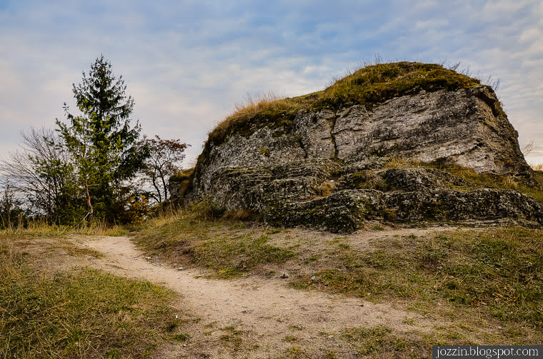На Замковой горе