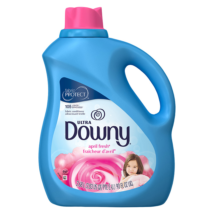 It's easy to keep your favorite items in your wardrobe looking fresh AND even spruce up some thrift store finds with Downy Fabric Conditioner! Get the details and save your clothes today!