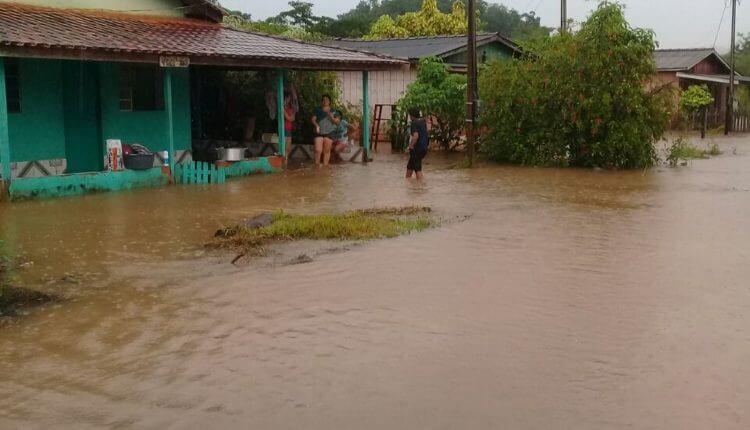 Cerca de 50 famílias do distrito de Nova Colina Verde, em Governador Jorge Teixeira