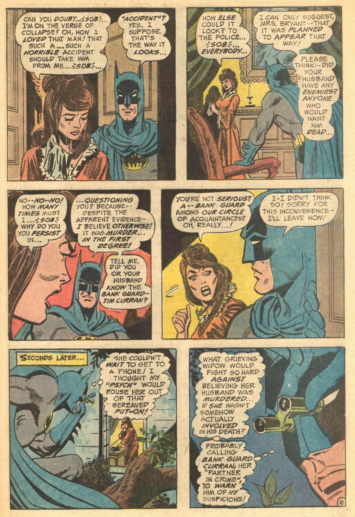 Detective Comics (1937) 424 Page 12