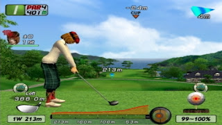 Eagle Eye Golf ps2