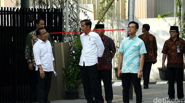 Pernikahan putra Jokowi