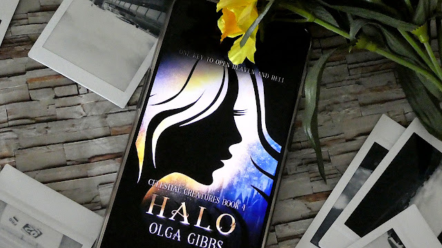 Halo by Olga Gibbs