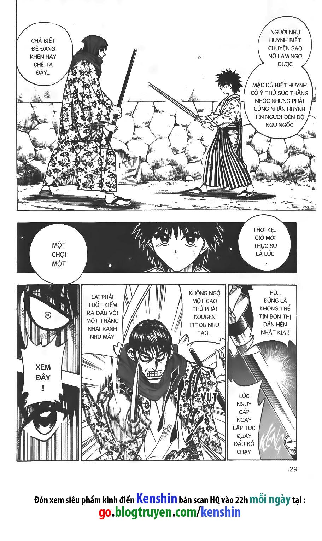 Rurouni Kenshin chap 33 trang 11