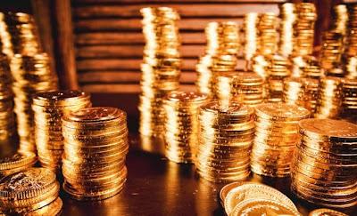 Resultado de imagen para  casas repletas de oro
