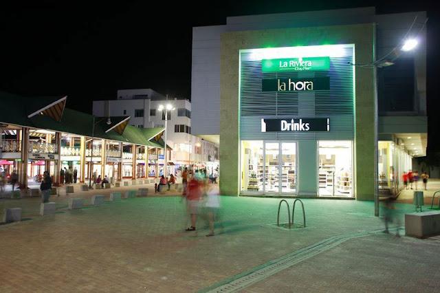 Lojas grandes em San Andrés para compras