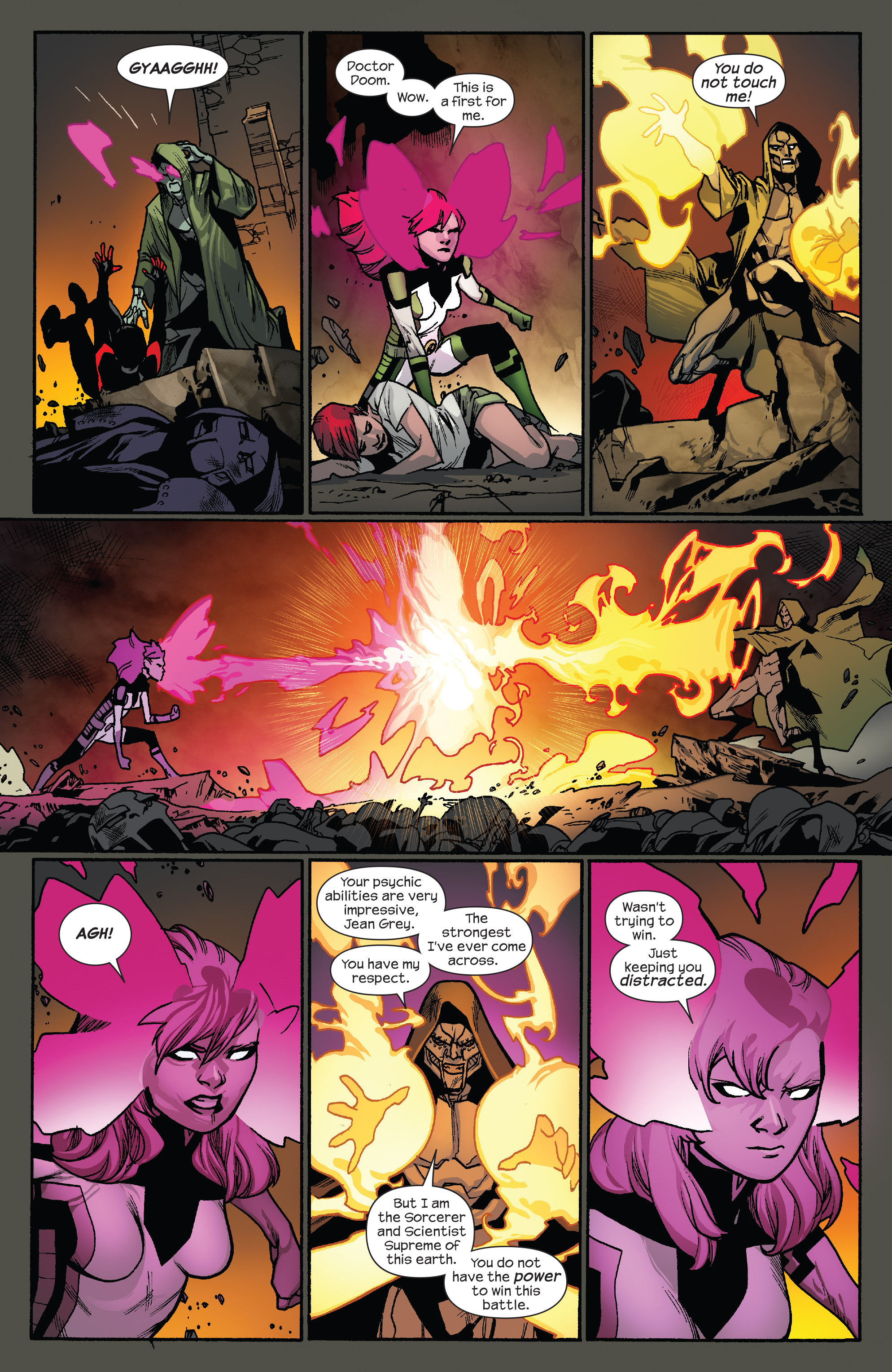 Read online All-New X-Men (2013) comic -  Issue #36 - 5