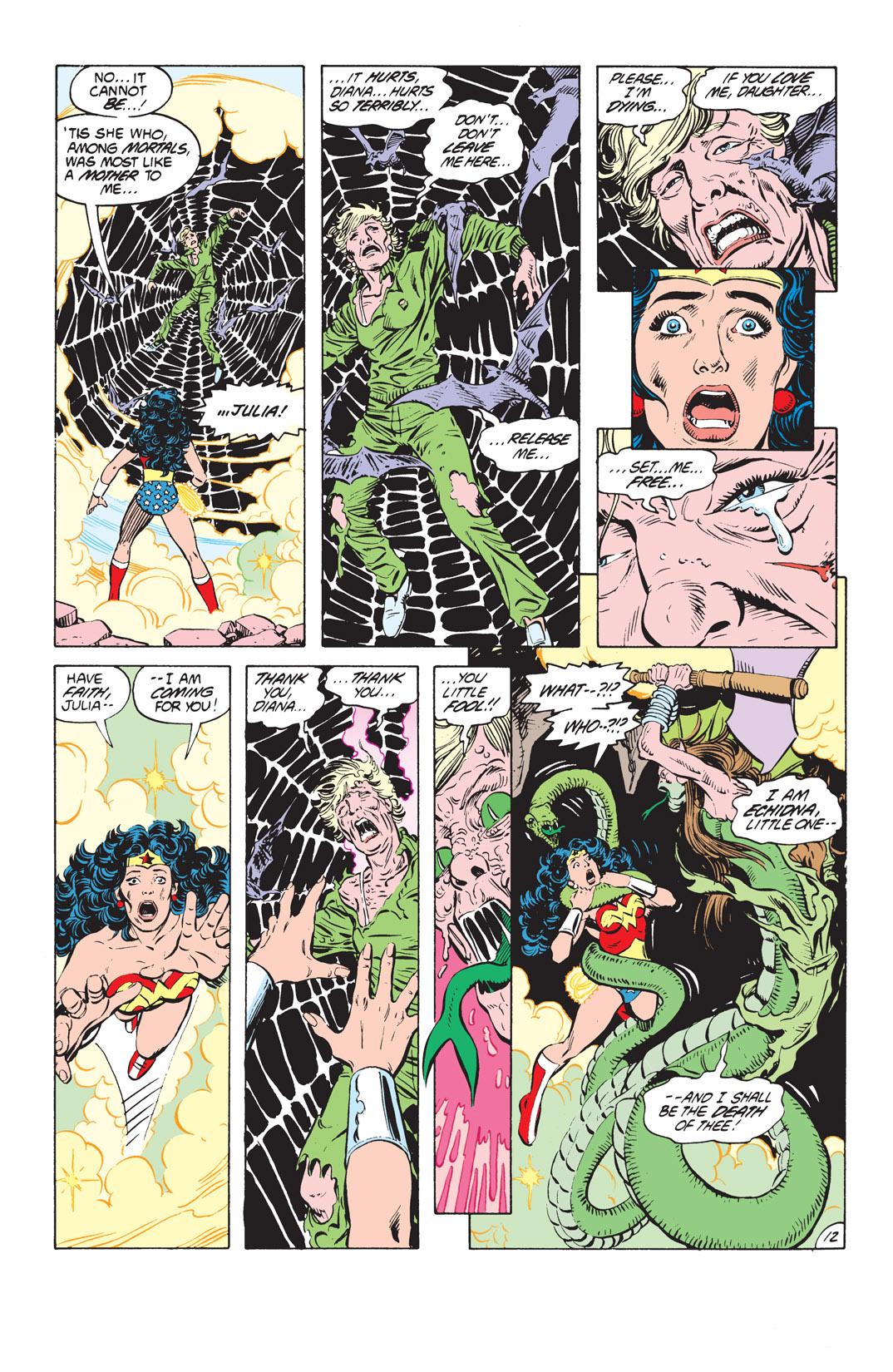 Read online Wonder Woman (1987) comic -  Issue #11 - 12