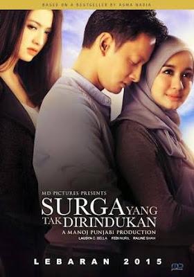 Download Film Surga Yang Tak Dirindukan (2015) DVDRip Full Movie