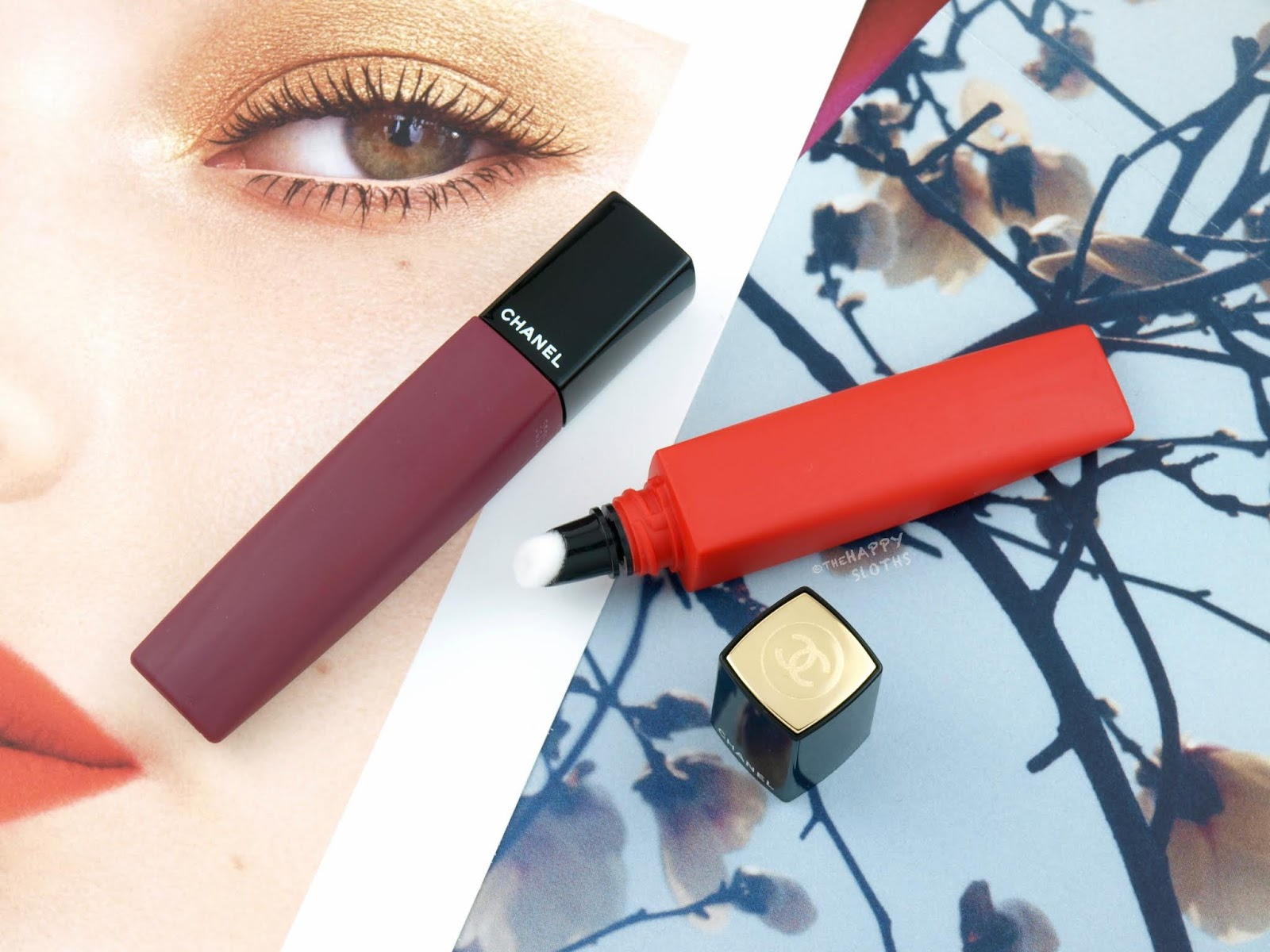 Chanel Spring-Summer 2018 | Rouge Allure Liquid Powder: Review and Swatches